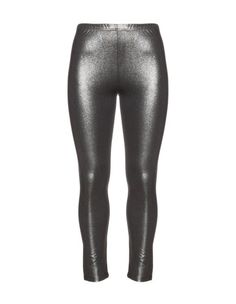 Shop for plus size trousers at navabi - home of designer plus size fashion. Wet Look Leggings, Shiny Leggings, Leggings Are Not Pants, Silver Leggings, Fall Staples, Elastic Waist Pants, Cropped Trousers, Leather Pants, Metallic