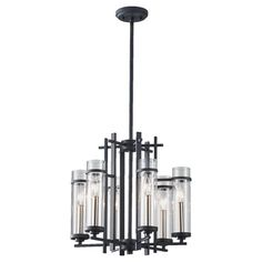 Found it at Wayfair - Yucca Valley 6-Light Candle-Style Chandelier