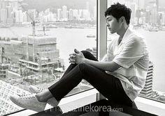 Song Joong Ki For Harpers Bazaar Korea May Issue 2016