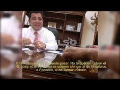 Diputados del PRI, PAN, PVEM y PRD y auditor de SLP montaron red para extorsionar, revela VIDEO