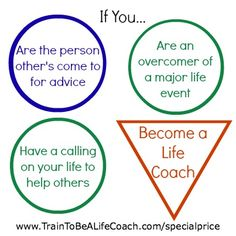 Affordable Life Coach Training.