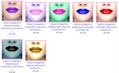 44 Best Cosmetics at Krush Boutique images in 2016