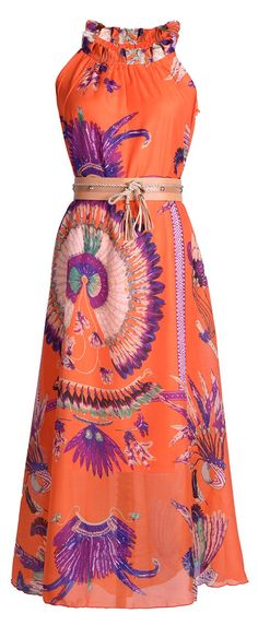Tomorrow is another day. Give yourself a spring gift,only $31.99. Pullover maxi style and vivid colors will make you a hit. That's Another Day Ethnic Printing Maxi Dress. Perfect option for spring break at Cupshe.com !