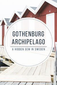 Gothenburg Archipelago, a hidden gem in Sweden: TOP 10 things to do + TOP 10 islands to see - from travel blog: Epepa.eu