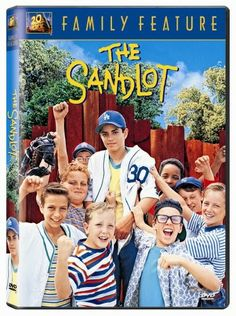 It's the early 1960s and fifth-grader Scotty Smalls (Tom Guiry) has just moved into town with his folks (Karen Allen and Denis Leary). Kids call him a dork—he can't even throw a baseball! But that changes when the leader of the neighborhood gang recruits him to play on the nearby sandlot field. It's the beginning of a magical summer #DVD #Movies #Film #DVDs #Collection #Must #See #Have #Gift #Christmas #Wishlist #TV #Movie #Shows #Kids #Kids #Children #Child #Family #onlinedvds $3.46