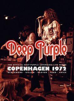 Deep Purple - Live in Copenhagen 1972 Jon Lord, Black Sabbath, Led Zeppelin, Deep Purple, Roger Glover, James Dio, Album Sales, Star Wars, Psychedelic Rock