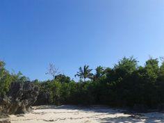 Who is there - nobody. #Privacy in #Zanzibar