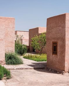 Amor por Marruecos: el hotel Berber Lodgeelledecoresp Vernacular Architecture, Architecture Plan, Architecture Details, Architecture Portfolio, Interior Architecture, Chinese Architecture, Architecture Concept Drawings, Futuristic Architecture, Plano Hotel