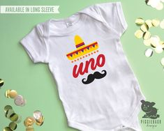 Excited to share the latest addition to my #etsy shop: First Fiesta Onesie, Uno Birthday Shirt, Boy Fiesta Outfit, Uno Onesie, Fiesta Shirt, Cinco De Mayo Birthday http://etsy.me/2mMxG5v #clothing #children #tshirt #birthday #cincodemayo #firstfiestaonesie #fiestaunoon