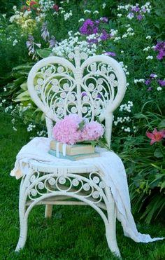Romantic Garden Chair