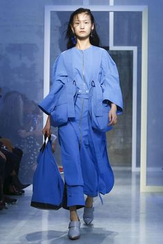Marni Fashion Show Ready to Wear Collection Spring Summer 2017 in Milan