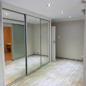 Swift Slide specialises in the custom design, manufacture and installation of Sliding Doors, walk throughs and room dividers as well as wardrobes. Sliding Wardrobe, Sliding Doors, Swift, Custom Design, This Is Us, Divider, Bedroom, Interior, Furniture