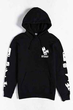 Stussy Paid Rat Hooded Sweatshirt