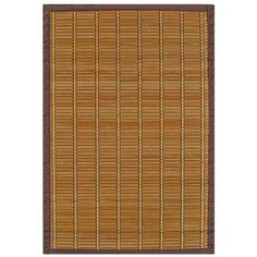 Found It At Wayfair Bamboo Rugs Pearl River Area Rug Http Www