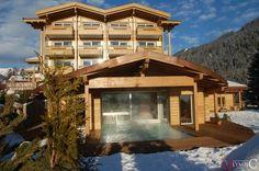 La #vacanzadeisogni?  Ve la presentiamo noi :) Scopri l'offerta dell' #ActiveHotelOlympic di #VigodiFassa ! La #piscina panoramica riscaldata con vista sulle Dolomiti vi sta  aspettando! Clicca sull'immagine.. #trentinohotelbenessere #relax #emozioneperi5sensi