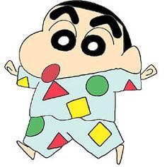 Uno de los personajes de la serie animada 'Shin-Chan'   Edición ...