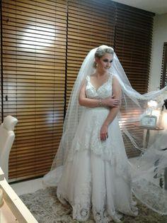 Vestido de noiva by noemy guadagnin