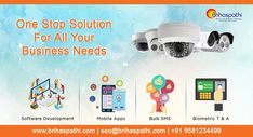 Brihaspathi Technologies is one of the Best Experienced Software Development and Web Designing Company in hyderabad, we offer E-Security and Bulk SMS. Best Mobile, Mobile App, Biometric Devices, Security Camera, Software Development, Hyderabad, Organizations, Seo, Cameras