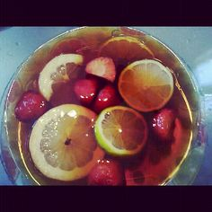 Fruity Pimms
