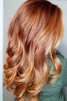 Results from my balayage application posted earlier! gorgeous ginger with copper hilites! oligo blacklight balayage clay lightener and extra light blonde Red Hair With Blonde Highlights, Red Blonde Hair, Copper Highlights, Balayage Blond, Blonde Bangs, Balayage Highlights, Copper Balayage, Red Bangs, Copper Ombre