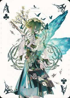 Anime, manga, and video game fan-art artworks from Pixiv (ピクシブ) — a Japanese online community for artists. pixiv - It's fun drawing! Art Anime Fille, Anime Art Girl, Anime Girls, Anime Angel, Anime Fairy, Thicc Anime, Anime Demon, Anime Artwork, Fantasy Artwork