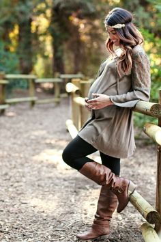 The October Lookbook is Here! PinkBlush is featuring maternity sweaters and outdoor inspired looks to get you into the fall spirit!