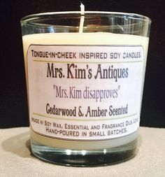Calling all Gilmore Girls Fans! Kims antique shop must smell like cedar wood and amber! WE APPROVE of this candle, Gilmore Girls Gifts, Gilmore Girls Quotes, Soy Candles, Scented Candles, Team Logan, Glimore Girls, Lorelai Gilmore, Coffee Candle, Paint Your Own Pottery