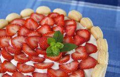 DORT Charlotte Chantilly aux fraises  bez pečení!  http://tomichutna.cz/nepeceny-jahodovy-dort-charlotte-chantilly