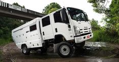 Transport Parts - GRP Components - East Asia Composites Off Road Rv, Off Road Camper, Truck Camper, Camper Van, Outback Campers, Slide In Camper, Classic Campers, Van Camping, Camping Stuff