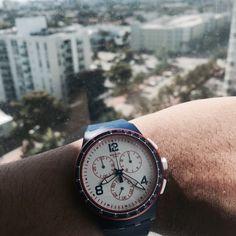 Swatch EL COMANDANTE ©on.the.mark