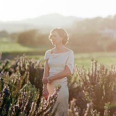 Shawn was absolutely beautiful at her wedding's day with a Cortana design, in Napa, Californa. Photograph by Erin Hearts Court. Wedding Gowns, Wedding Day, Textile Company, Dressmaking, Wedding Designs, Big Day, Couture, Couple Photos, Hearts