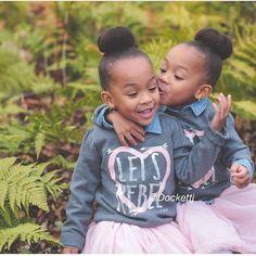 Twin toddler fashion week