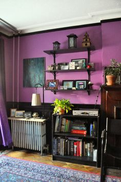 Paint Color Portfolio: Radiant Orchid, the Color of the Year