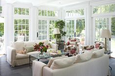 Sunroom Design, Pictures, Remodel, Decor and Ideas - page 17
