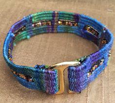 The Blue Hibiscus Bracelet Kit