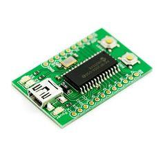 USB Bit Whacker - 18F2553 Development Board by SparkFun. $24.95. USB Bit Whacker - 18F2553 Development Board