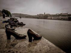 mémorial des chaussures a Budapest