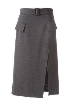 スポンディッシュウール<BKL>タイトスカート | スカート | ADORE | MIX.Tokyo