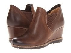Earth Catamount Brown Tumbled Full Grain Leather - Zappos.com Free Shipping BOTH Ways