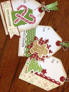 Stampin Up dies and punches