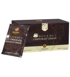 Gourmet Hot Chocolate A unique blend of smooth rich chocolate taste and certified authentic Ganoderma warms your body during cold days. Highly requested, OG is proud to present a great tasting drink that everyone can enjoy. Chocolate Shop, Chocolate Pots, Chocolate Lovers, Healthy Gourmet, Chocolate Caliente, Coffee Drinkers, Best Coffee, Drinks, Gold