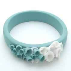 Porcelain jewelry by Maap Studio they have such pretty feminine jewelry.