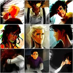 The Seven + Reyna & Nico