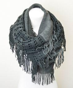 Lovely grey scarf