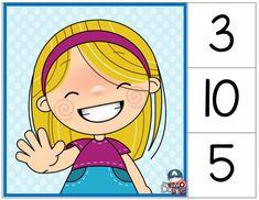 Maravilloso material didáctico identifica el número para preescolar, primer y segundo grado de primaria | Material Educativo Abc Preschool, Numbers Preschool, Preschool Worksheets, Preschool Activities, Number Recognition Activities, Math Bingo, Act Math, Flashcards For Kids, School Frame