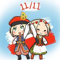 Dzień Niepodległości /urodziny Felka/ 11 Listopada