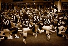 """Steelers in prayer - The first words out of the mouth of the star quarterback, Ben Rothlisberger, when a microphone was given to him after their championship win last night was, """"The Lord is good!"""""""