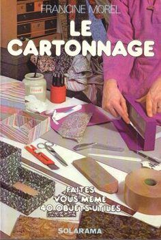 REVISTA LE CARTONAGE - Cristiane Cavalcante Mattozo - Picasa Albums Web