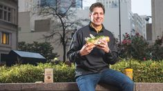 The founder of Dallas-based franchise Which Wich is proving that a simple PB&J can make a big difference.