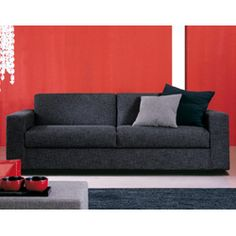 Yet another reasonable sofa bed. (Lario @ Palazzetti)
